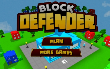 Blok Defender: Tower Defense