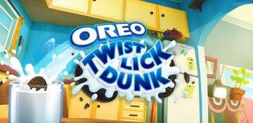OREO: Twist, nyalás, Dunk