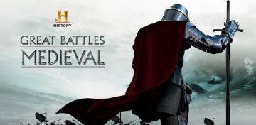 큰 전투 중세