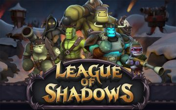 Klanai Avarija: League of Shadows