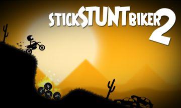 Memory Stick Stunt Biker 2