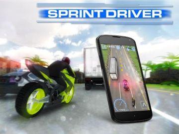 Sprint Vozač