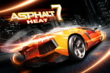 Asphalt 7 de calor Fan App