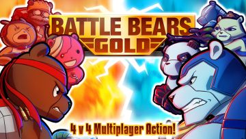 Battle Bears Oro