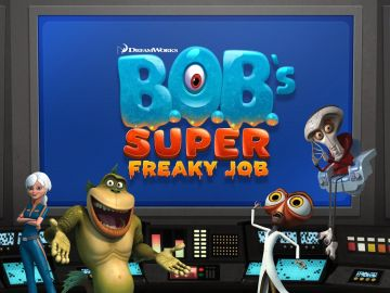 BOB's Super Freaky Job