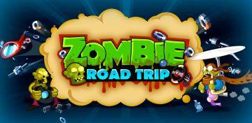 การเดินทางถนน Zombie