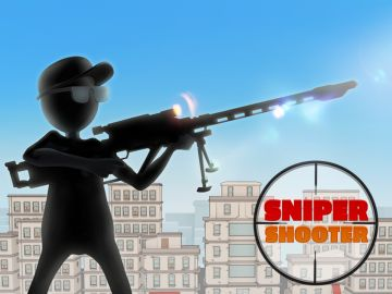 Sniper Shooter gratuito - Fun Game