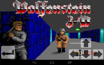 Wolfenstein 3D tactile