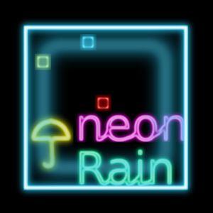 Deszcz Neon