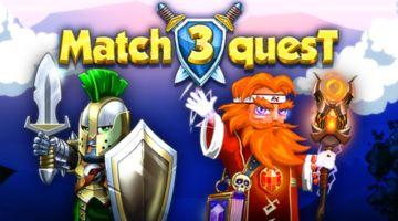 Match 3 Quest