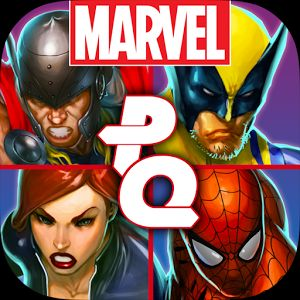 Marvel Puzzle Quest Тъмно Reign