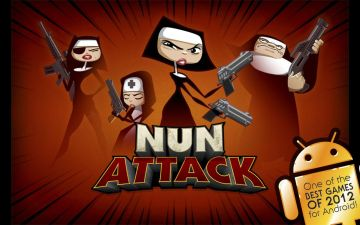 Vienuolė ataka