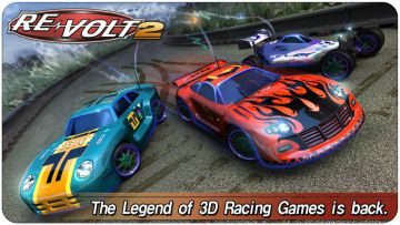 Re-Volt 2: Mejor RC 3D Racing