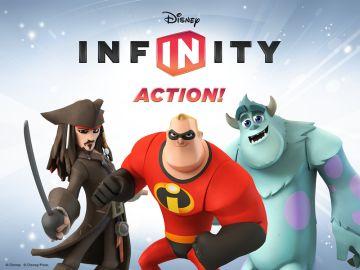 Disney Infinity: Akcija!