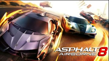 Aszfalt 8: Airborne