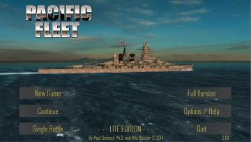 Flotte du Pacifique
