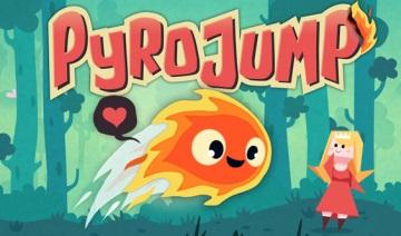 Pyro กระโดด