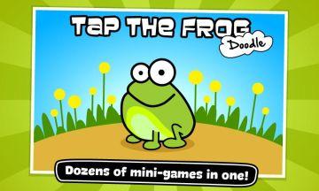 Kurbağa dokunun: Doodle