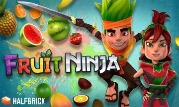Vaisiai Ninja