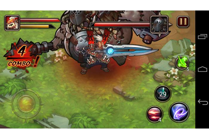 Blade-Held
