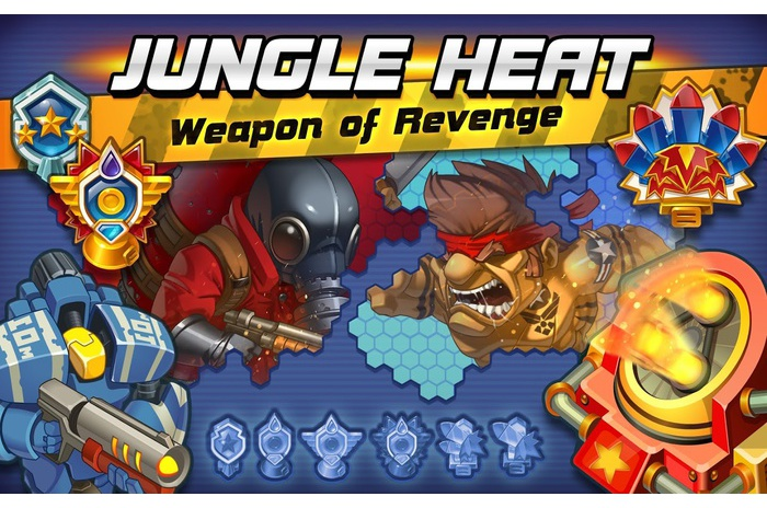 Jungle Heat: Waffe der Rache