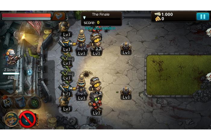 Zombie korpusas