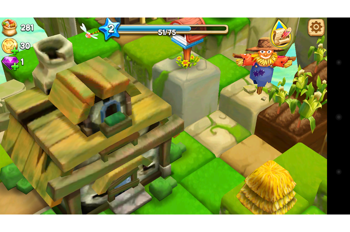 Cube Skyland: Farm Craft