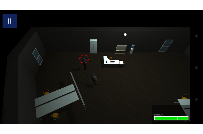 ROBO Inc. Stealth Thief Juego