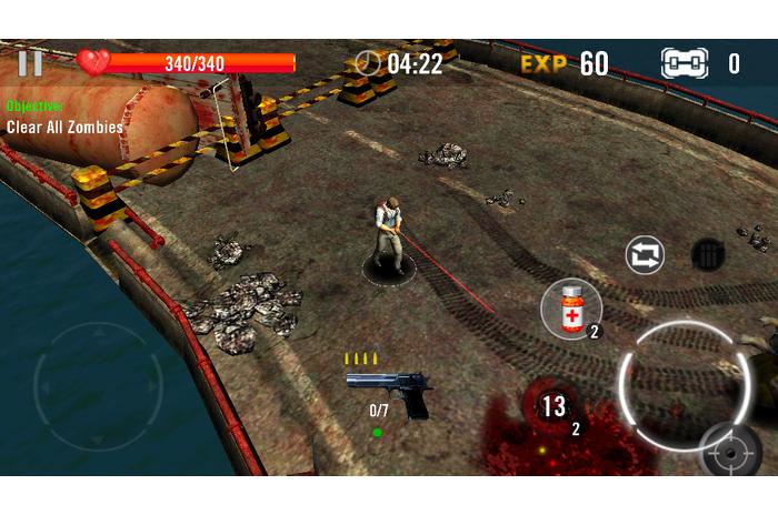 ผีดิบ Overkill 3D