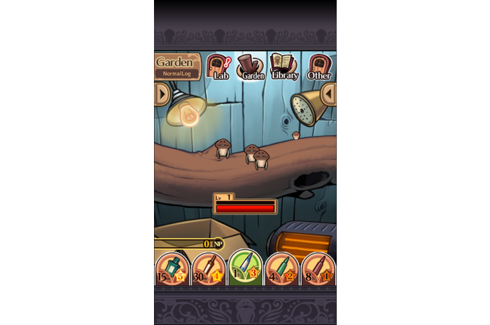 Mushroom Hage Deluxe