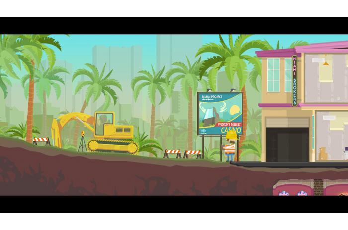 חברת קש: Startup במיאמי