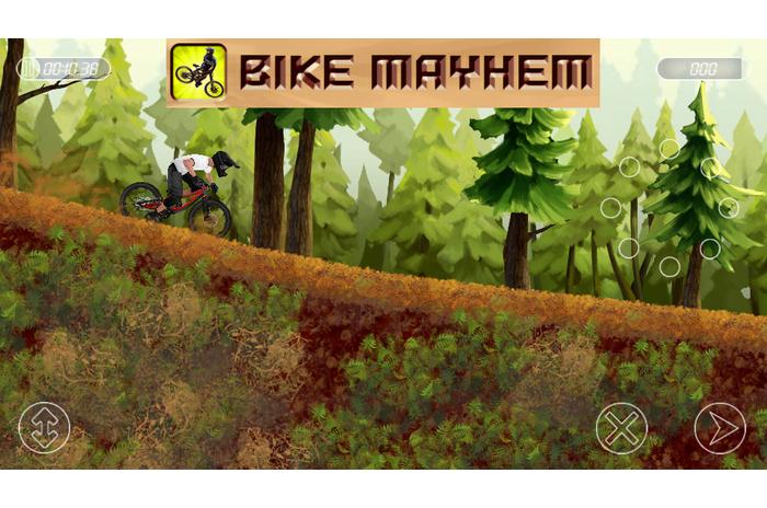 Bicicleta Mayhem