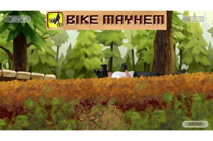 الدراجة الفوضى