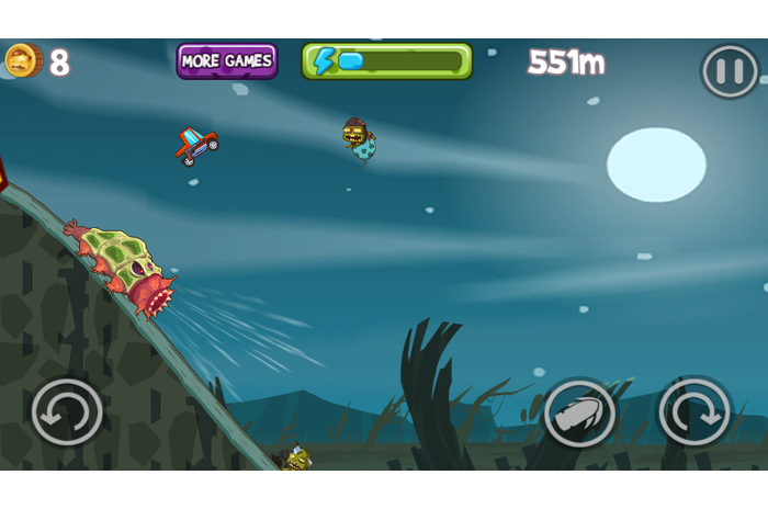 Mad Zombies: Droga Racer