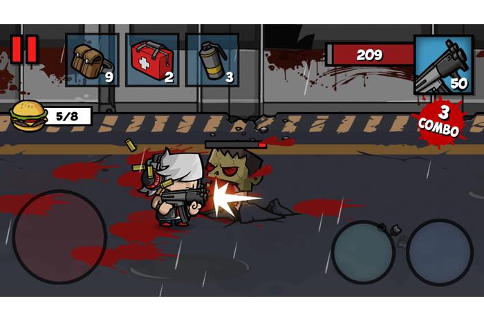 Zombie Amžius 3