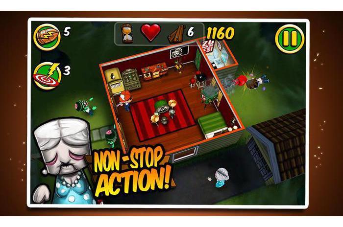 Zombie Wonderland 2 v.1.4