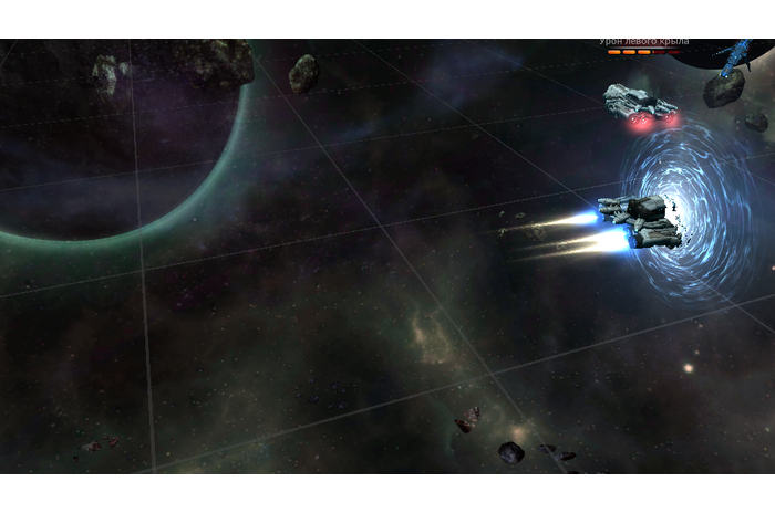 Galaxy Reaver-Space RTS