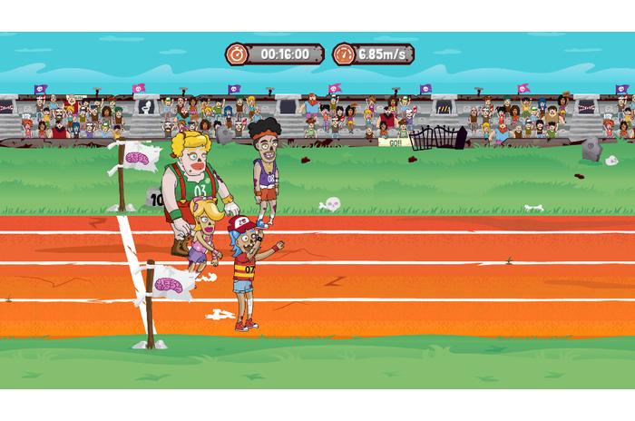 Juegos Olímpicos de Río 2016 - Zombies