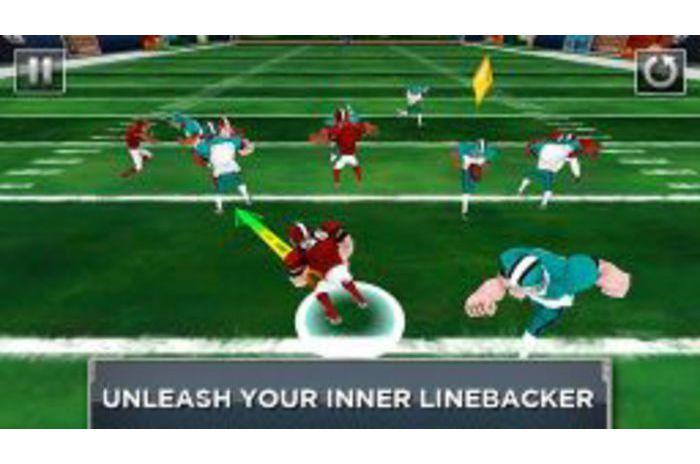 El linebacker móvil