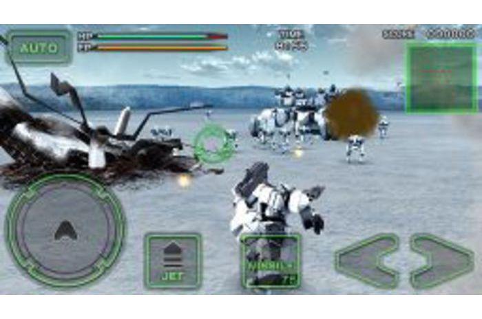 Destruir Gunners SP / ICEBURN! v2.00