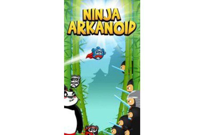 Ninja Arkanoid