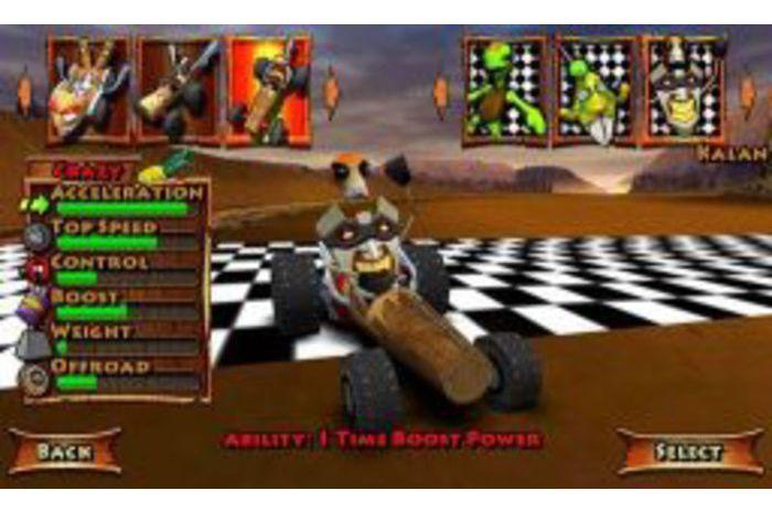Tiki Kart 3D v.4.1