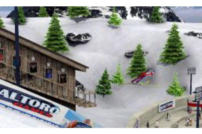 กระโดดสกี HD 2012