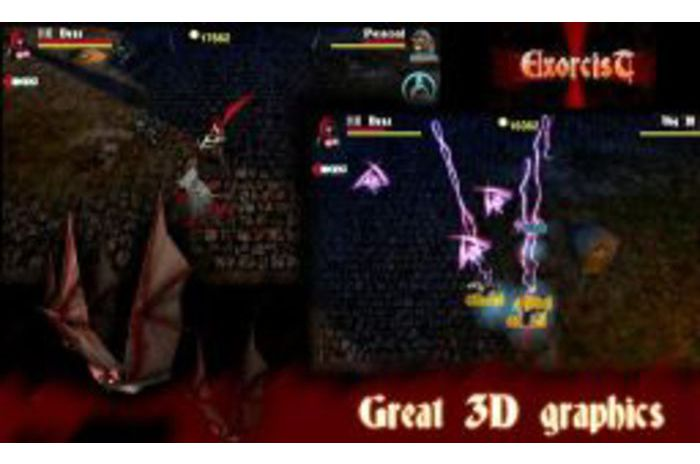 Exorcista Fantasia-Shooter 3D