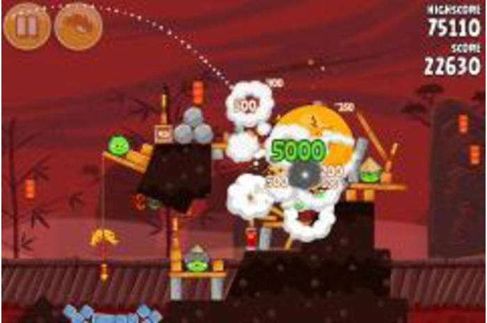Angry Birds Seasons: L'année du dragon