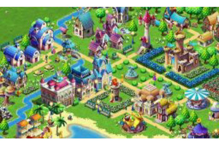 Fantasy Miestas