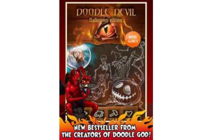 Doodle Şeytan