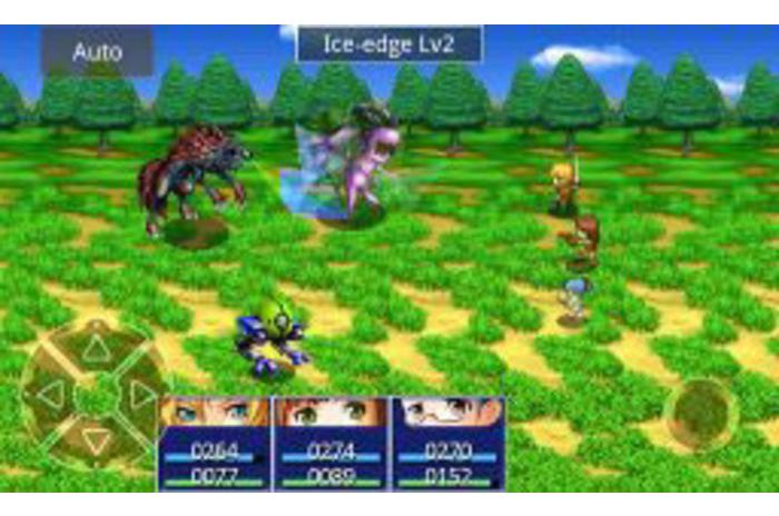 RPG Eve of Genesis HD