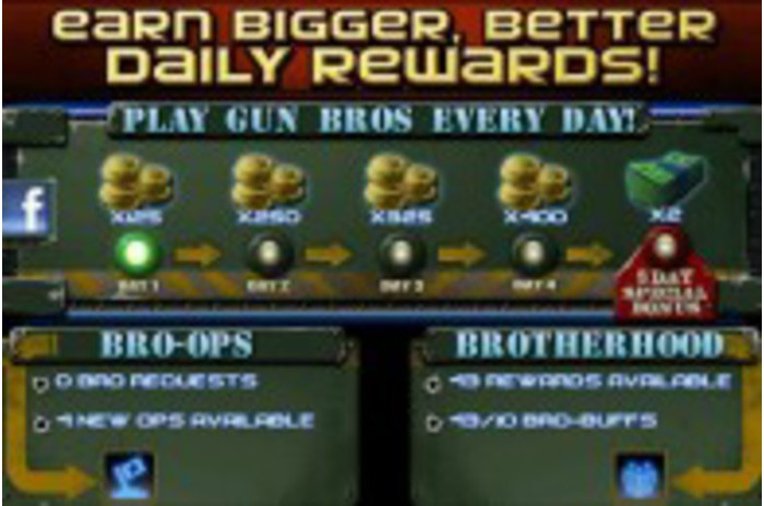 MULTIPLAYER BROS GUN