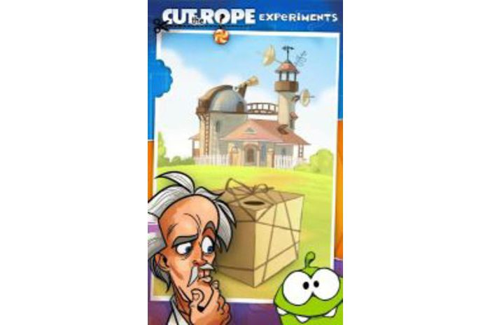 Cut the Rope: Esperimenti